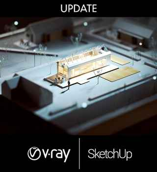 V-Ray Update  Version 3.x auf Next